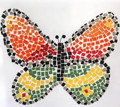 Mosaic Craft For Kids