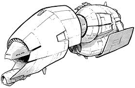 Star Wars Ship Coloring Pages 1