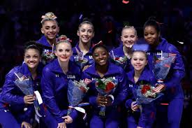 Simone Biles Floor Routine Score by Rio Olympics 2016 How The Us Women U0027s Gymnastics Team Is Going To