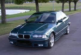 BMW 318IS Coupé