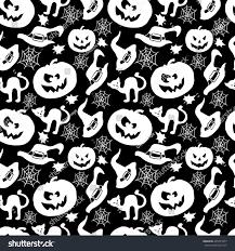 Free Halloween Ecards by Art Seamless Pattern Happy Halloween Background Stock Vector