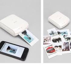 Dress instant smartphone printer polaroid camera fuji film