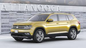 Is VW Building An Atlas-based Unibody Pickup? News - Gallery - Top Speed