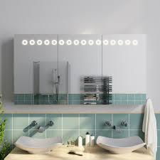 badspiegelschrank mit beleuchtung samuel