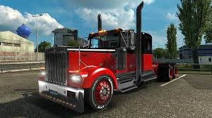 KENWORTH W900A [CUSTOM] FOR 1.26 TRUCK - ETS2 Mod Custom Big Rigs Custom Legend Transport Big Rig Show And Shine Truck Sleepers Come Back To The Trucking Industry Kenworth W900 Tdrive By Bu5ted Mod For American Dump Utah Nevada Idaho Dogface Equipment Kenworth W900a Custom For 126 Truck Ets2 Mod Thorpes Trucks Kenworth T90 Flickr The Bears Den Khross Skin Ats Mods Low Inspirational Semi Trailers Pinterest K200s Skyroad Logistics Red An Cream K20