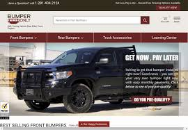 100 Truck Bumpers Aftermarket From The Biggest Offroad Brands