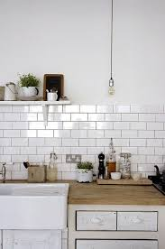 rustic white kitchen kitchen and decor