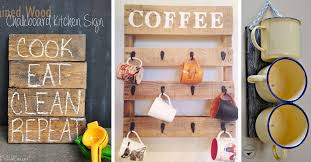 The 35 Best DIY Kitchen Decorating Projects – Cute DIY Projects