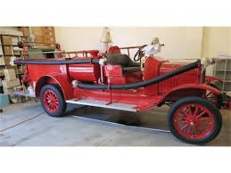 1927 Ford Fire Truck For Sale | ClassicCars.com | CC-1095837 1927 Ford Model T For Sale Classiccarscom Cc1011699 Coupe Bucket Gateway Classic Cars 567ftl Wikipedia 1920 Ford Red Trucks Pickup Royalty Free Stock Roadster Pickup 101 Of Dallas Used For Collins Ms This Day In History Reveals Its A To An Hemmings 1926 Real Steel Youtube Track The Rod God File1927 Truck 14156852472jpg Wikimedia Commons