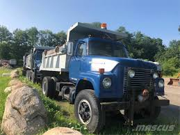 International -2070-a, United States, $9,803, 1975- Dump Trucks For ...