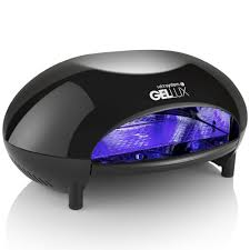 Cnd Shellac Led Lamp by Gellux Professional Express Led Lamp 10 Second Curer