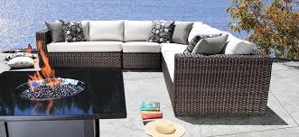Cast Aluminum Patio Furniture With Sunbrella Cushions by Sunbrella Outdoor Furniture Outdoorlivingdecor
