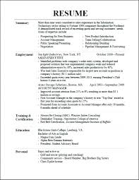 Headline For Resume Examples Sales Positions Luxury Best On Good Objectives With