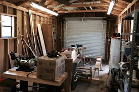 Temporary Workshop C Bob Rozaieski Fine Woodworking Custom Furniture Restoration In Independence Grayson County