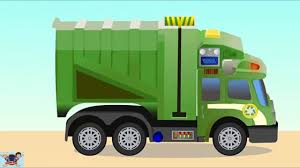 Attractive Truck Pictures For Kids Garbage Monster Trucks Children ...