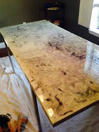 White And Black Countertop Epoxy Table | For The Home | Pinterest ... Homebrewing Diy Fishing A Beer Cap Bar Top W Epoxy Keezer Lid 28 Best Epoxy Bar Tops Images On Pinterest Tops Resin Countertops Countertop For Kitchen Home The Salon Art Design Brings To Everyday Life Coffee Table Youtube Install Penny In Your Make Clear Top Designs Tutorial Tabletop Diy Resin Google Search Man_cave Inspiration Refinished With Persalizations And Two Part Best