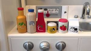PBK Kitchen Stocking Plan Toys Food And Beverage And Breakfast