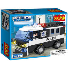 Buy COGO Police Car Vehicle Truck Toy With Policeman Dolls Cruiser ... Lego Creations Swat Suv Games For Kids With Best Online Price In Malaysia Lego Truck Moc Building Itructions Youtube Custommoc Truck And Jeep New Designs Lenco Bearcat Griffs Custom Lego Weapons Swat Team Custombricksde Custom Moc City Police Gign Raid Gru Van For Sale Hot Wheels Combat Medic Review 708 Super Cycle Chase Rebrickable Build With Movie The Hobby Heaven