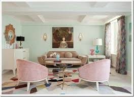 Stunning 1950s Coffee Table Living Room Decorating Ideas With Pastel Colors For Summer 2016 Decoration Y