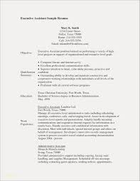 Resume Format For Admin Manager Lovely Sample Medical Assistant Examples No Experience