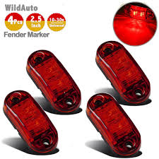 Oval LED Side Marker & Clearance Light - Waterproof - 2 Diodes 2.5 ... 4 Inch Red 24 Led Round Stopturntail Truck Trailer Light 3 Wire Db5061 24v 90leds 7 Functions Universal Led Truck Rear Light For Emark 140mm 20led Stop Tail Lights Amber Left Right Atomic Strobing Cab Marker Kit Ford Aw Direct 21 Series High Mounted 16 Diode Rectangular Amazoncom Lamphus Sorblast 34w Cstruction Tow Quick Attacklight Rescueheiman Fire Trucks 2018 12 Led Turn Flush Mount Lite Headlights Rigid Industries 55001 Wrangler Jk Headlight Trucklite Pair Luxury Fog F24 In Stunning Image Selection With 44104y Super 44 Flange Yellow Warning