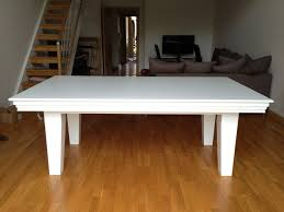 Dining Room Pool Table Combo by Pool Dining Table In White Blue Snooker U0026 Pool Tables