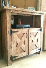Build A Corner Tv Stand Stands Ed Marvellous Rustic Plans For Your