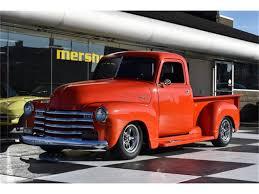 100 Classic Chevrolet Trucks For Sale 1954 Pickup For Carscom CC1194423
