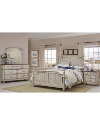 great deals on arrendelle rustic white and cherry poster bedroom