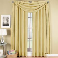 Brylane Home Curtain Panels by Decor C Amazing Scarf Window Treatments Ombre Tailored Panel