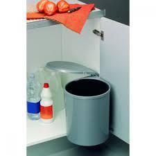 poubelle cuisine de porte wesco poubelle de porte de cuisine coulissante bricozor