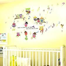 sticker mural chambre bébé stickers muraux repositionnables bebe sticker chambre bebe stickers