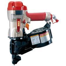Home Depot Husky Floor Nailer by Max Usa Corp Nail Guns U0026 Pneumatic Staple Guns Air Compressors
