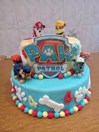 torta paw patrol tolle idee für unseren nächsten paw