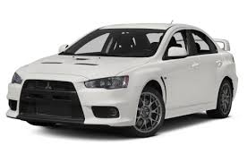 2014 Mitsubishi Lancer Evolution Trim Levels & Configurations At A