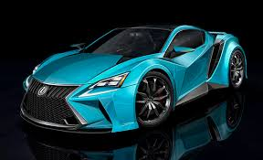 Lexus and BMW teaming up for supercar project