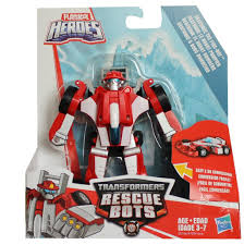Fire Truck Rescue Bot Toy | Www.topsimages.com