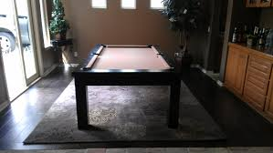 Dining Room Pool Table Combo Canada by Moderna Pool Table Contemporary Pool Tables Dining Pool Tables