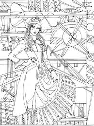 Adult Coloring Book Steampunk Bookadult Colouring For Ladies