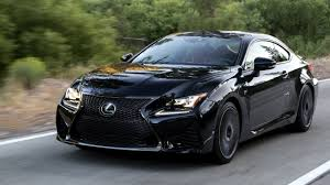 2017 Lexus RC F 467 HP V8 Awesome Drive and Design