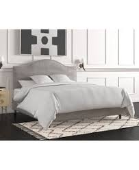 Macys Headboards Only by Rosalind Upholstered King Bed Upholstered King Bed King Beds
