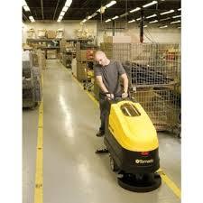 Used Oreck Floor Scrubber by Tornado Ez20 Floorkeeper Automatic Floor Scrubber 20 Inch Head