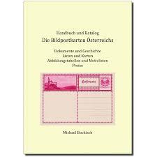 Michael Bockisch Die Bildpostkarten Österreichs Handbuch Und