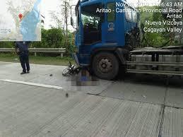 100 Valley Truck And Trailer Motorsiklo Kinaladkad Ng Trailer Truck Sa Aritao Nueva