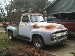 My 1954 Ford F-100 5 Star Cab-Original With 6 Cyl Engine And Borg ... 1954 Ford F100 Pjs Autoworld Stock K11780 For Sale Near Columbus Oh F 100 Pickup For Sale Youtube Vintage Truck Pickups Searcy Ar Denver Colorado 80216 Classics On T R U C K S In 2018 Pinterest High Interest 54 Hot Rod Network Auction Results And Sales Data The Barn Miami T861 Indy 2015