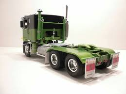 AMT Custom Truck Models. Note The Fenders. | Car & Truck Scale ...