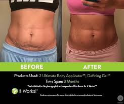 Before And After It Works Wraps Results Must Be Submitted To The Company Go Thru A Strict Approval Process