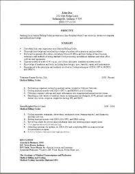 19 Medical Billing Resume Samples