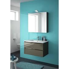 allibert badmöbel set alma 3 tlg breite 80 cm bestehend aus waschbecken waschbeckenunterschrank und spiegelschrank