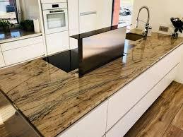 küchenplatten aus granit poliert natursteine schifferl